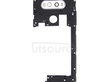 Rear Housing Frame for LG V20 (Single SIM Version)(Silver)