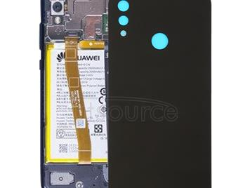 Back Cover for Huawei Nova 3i(Black)