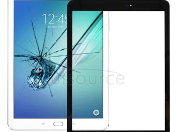 Front Screen Outer Glass Lens for Galaxy Tab S2 9.7 / T810 / T813 / T815 / T820 / T825(Black)