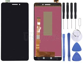 LCD Screen and Digitizer Full Assembly for Lenovo VIBE P1M / P1ma40 / P1mc50 TD-LTE(Black)