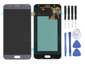 LCD Screen and Digitizer Full Assembly for Galaxy J7 Duo / J720(Grey)