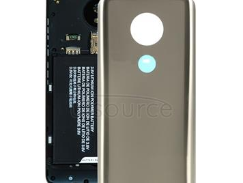 Battery Back Cover for Motorola Moto G6 Play (Gold)
