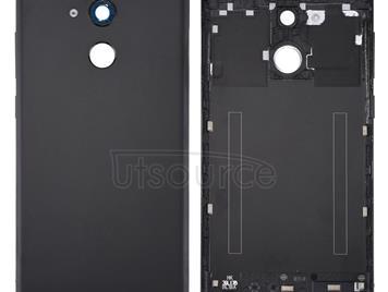 For Huawei Honor V9 Play Battery Back Cover(Black)