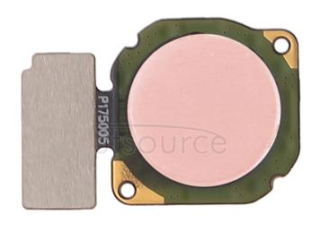 Fingerprint Button Flex Cable for Huawei Honor 8X (Rose Gold)