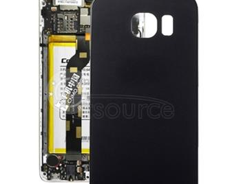Original Battery Back Cover for Galaxy S6(Black)