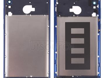Middle Frame Bezel Plate for Huawei Honor 8X Max (Blue)