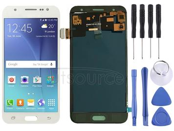 LCD Screen (TFT) + Touch Panel for Galaxy J5 / J500, J500F, J500FN, J500F/DS, J500G/DS, J500Y, J500M, J500M/DS, J500H/DS(White)
