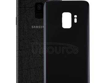 Back Cover for Galaxy S9 / G9600(Black)