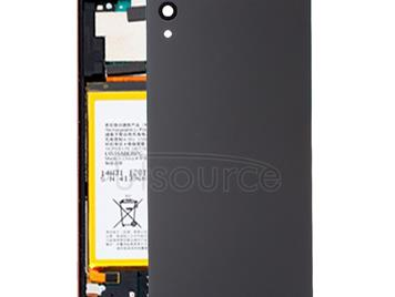 Original Back Battery Cover for Sony Xperia Z5 (Black)