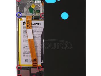 Back Cover for Huawei Honor 9i(Black)