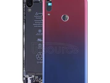 Battery Back Cover for Huawei Y9 (2019) / Enjoy 9 Plus(Purple)