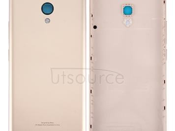 For Meizu M5 / Meilan 5 Battery Back Cover(Gold)
