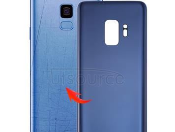 Back Cover for Galaxy S9 / G9600(Blue)