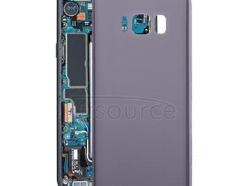 Original Battery Back Cover for Galaxy S8 (Orchid Gray)