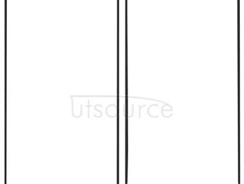 For Huawei nova 2 Plus Rear Housing Frame(Black)