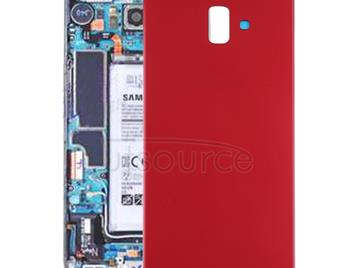 Battery Back Cover for Galaxy J6+, J610FN/DS, J610G, J610G/DS, SM-J610G/DS(Red)