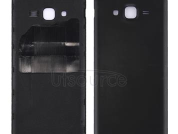 Battery Back Cover for Galaxy On7 / G6000 (Black)