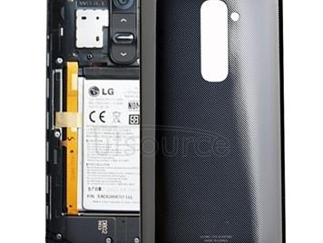 Original Back Cover for LG G2 / D802 (Black)