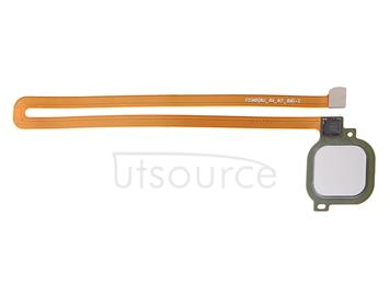 Fingerprint Button Flex Cable for Huawei Maimang 5(Silver)