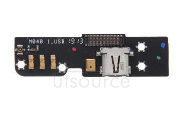 Keypad Board & Charging Port Flex Cable  for Meizu MX2