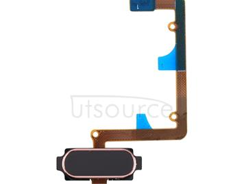 for Galaxy A5 (2016) / A510 Home Button Flex Cable with Fingerprint Identification(Pink)