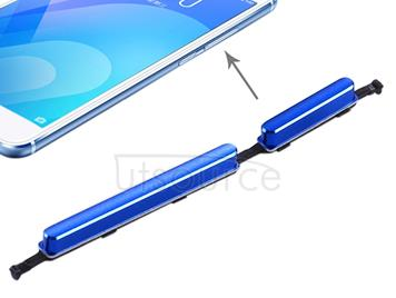 Side Keys  for Meizu M6 Note(Blue)