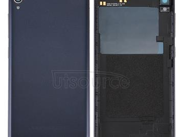 Back Battery Cover for Asus Zenfone Live / ZB501KL (Navy Black)