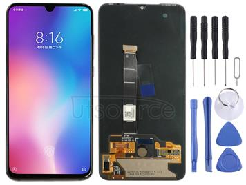 LCD Screen and Digitizer Full Assembly for Xiaomi Mi 9(Black)
