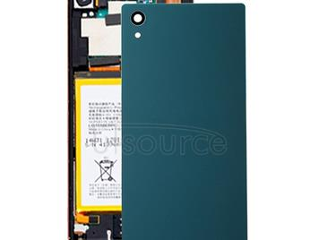 Original Back Battery Cover for Sony Xperia Z5 Premium(Green)