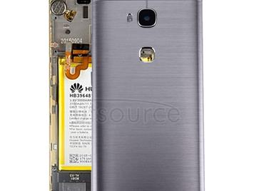 For Huawei Honor 5X Original Battery Back Cover(Grey)