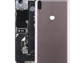Battery Back Cover with Camera Lens & Side Keys for Asus Zenfone Max Pro (M1) ZB601KL / ZB602K(Grey)