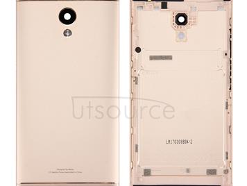 For Meizu M5s / Meilan 5s Original Battery Back Cover(Gold)