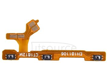 Power Button & Volume Button Flex Cable for Huawei Honor 10 Lite