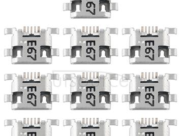 10 PCS Charging Port Connector for Huawei Honor 6 / Enjoy 6