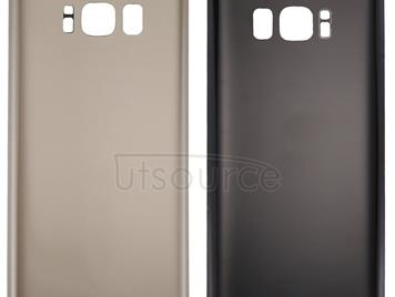 Battery Back Cover for Galaxy S8 / G950 (Gold)