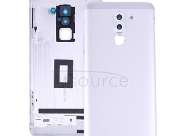 For Huawei Honor 6X Battery Back Cover(Silver)