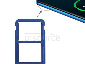 SIM Card Tray for Huawei Honor 10 (Blue)