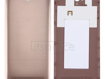 Back Battery Cover for Asus Pegasus 2 Plus X550 / T550KLC(Rose Gold)
