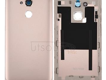 For Huawei Honor 6A Battery Back Cover(Gold)