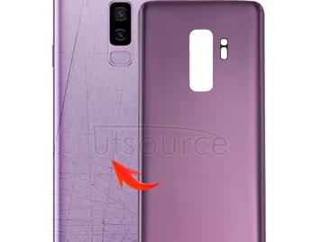Back Cover for Galaxy S9+ / G9650(Purple)