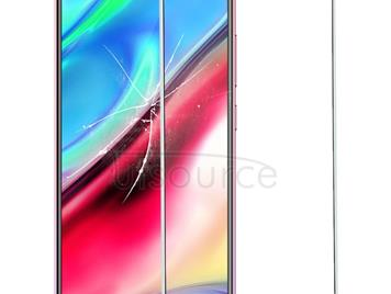 Front Screen Outer Glass Lens for Vivo Y93(White)
