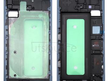 Galaxy J730 Front Housing LCD Frame Bezel Plate(Blue)