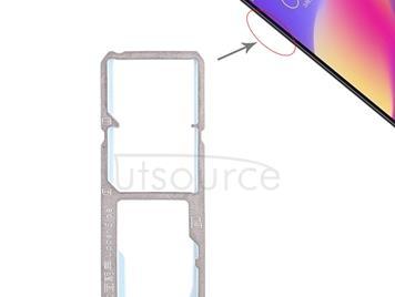 2 x SIM Card Tray + Micro SD Card Tray for Vivo Y69(Rose Gold)