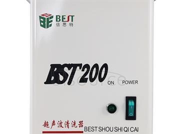 BEST-200 1.5L Stainless Steel Ultrasonic Cleaner (Voltage 220V)