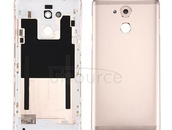 For Huawei Enjoy 6s Battery Back Cover(Gold)