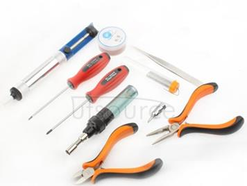 10 Sets of Mini Welding Tool Combination