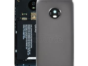Battery Back Cover for Motorola Moto G5 Plus (Grey)