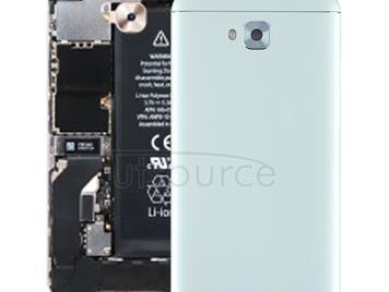 Back Cover with Side Keys & Camera Lens for Asus ZenFone 4 Selfie ZD553KL(Green)