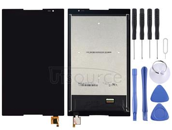 LCD Screen and Digitizer Full Assembly for Lenovo TAB S8-50 / S8-50F / S8-50LC(Black)
