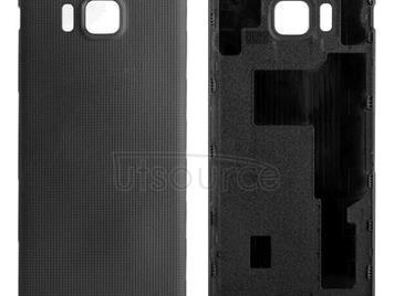 Original Back Cover for Galaxy Alpha / G850 (Black)